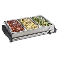 Deals on Proctor Silex 34300 Buffet Server & Food Warming Tray