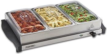 Proctor Silex 34300 2.2 Quart Buffet Server & Food Warming Tray
