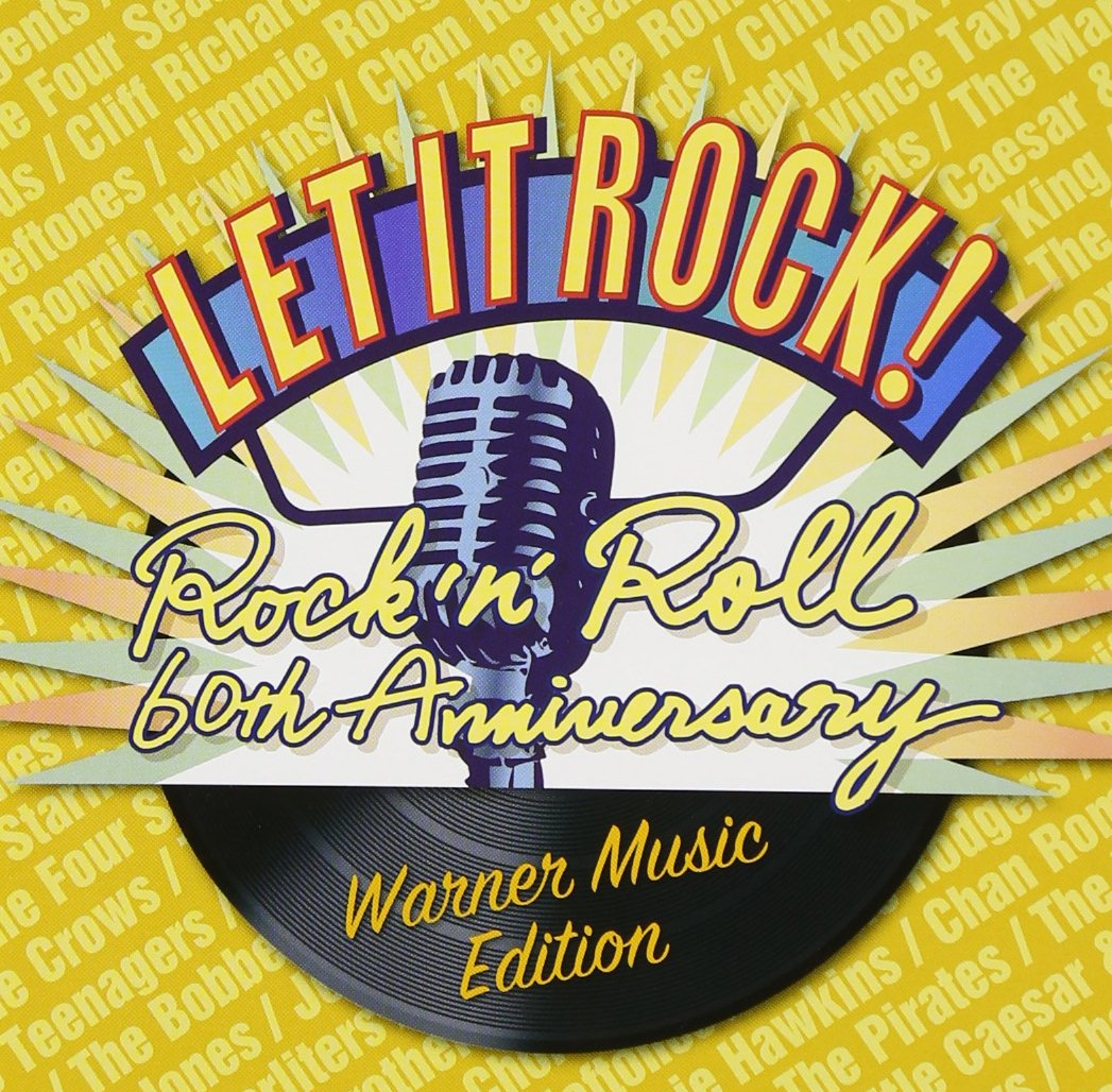 Let It Rock ! Warner Music Edition