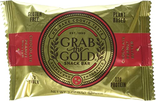 Grab The Gold Gluten Free Snack Bar