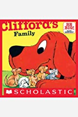 Clifford's Family (Classic Storybook) Kindle Edition