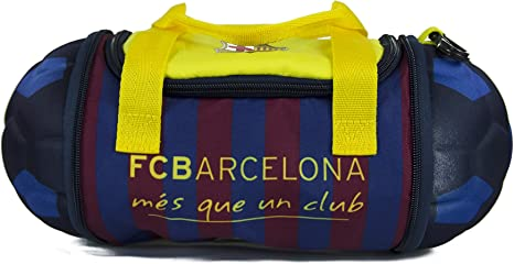 Oficial FC Barcelona de balón de fútbol Bolsa para el Almuerzo ...