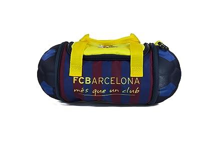 Amazon.com: Oficial FC BARCELONA Balón de fútbol bolsa para ...
