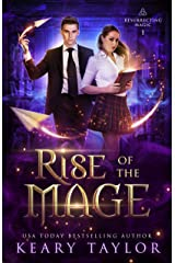 Rise of the Mage (Resurrecting Magic Book 1) Kindle Edition