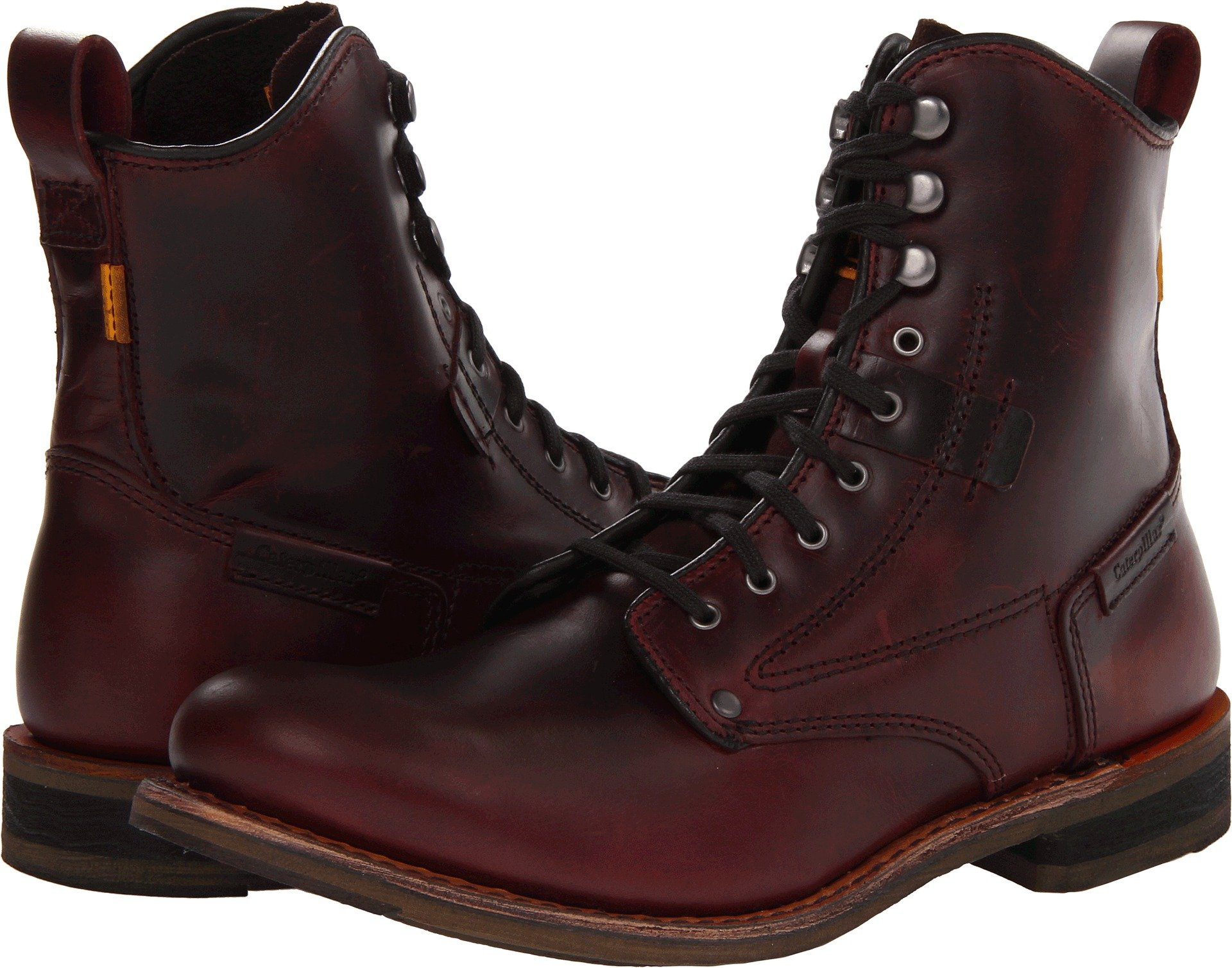Caterpillar Men's Orson Boot,Oxblood,10.5 M US by Caterpillar