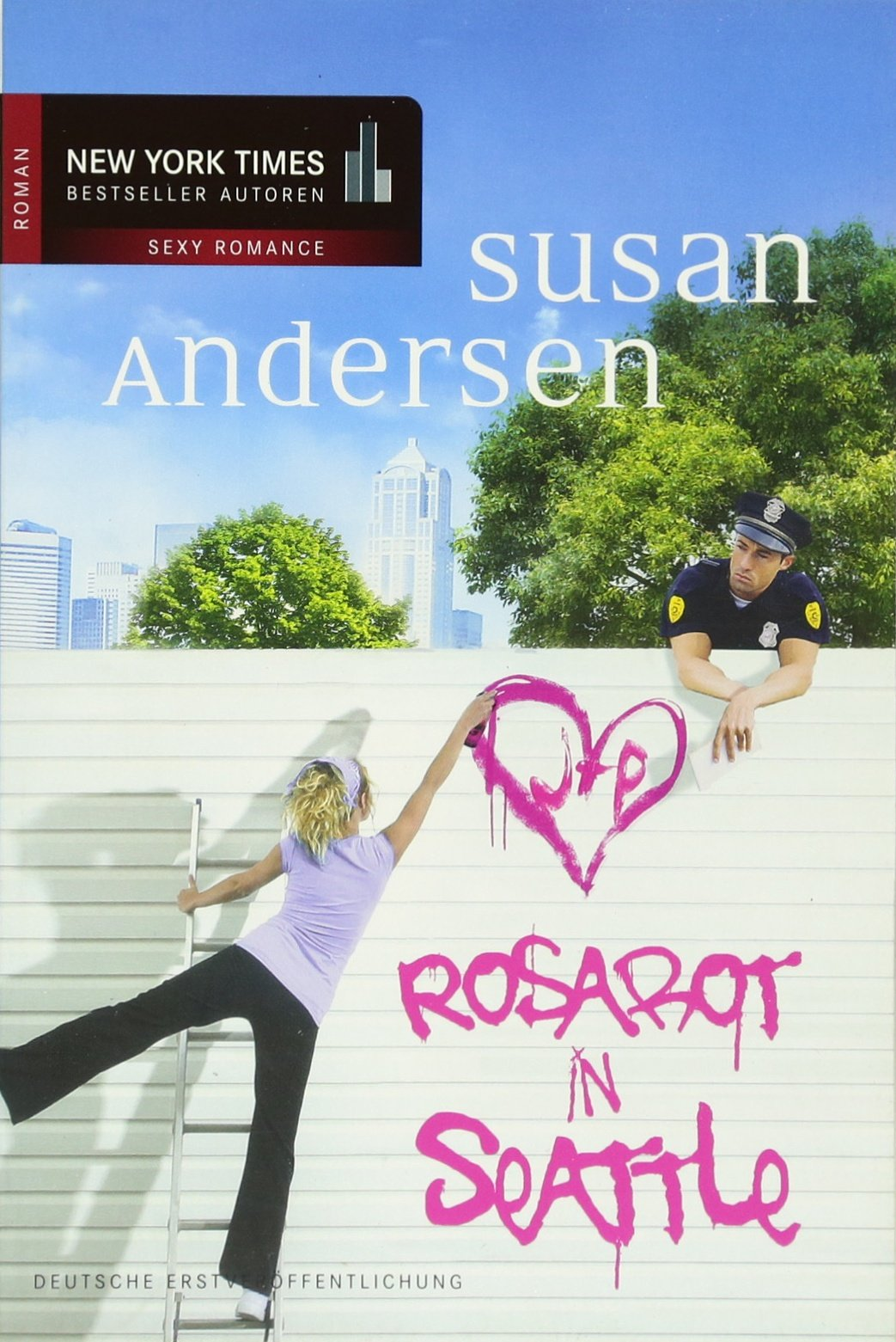 Rosarot in Seattle New York Times Bestseller Autoren: Romance, Band ...