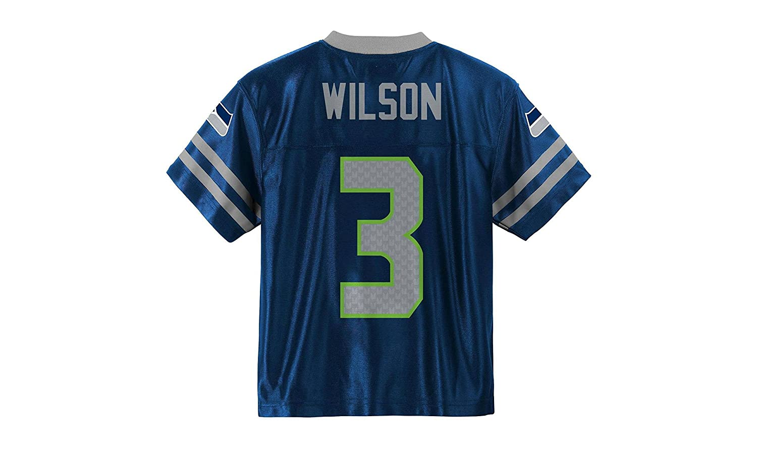 7aacbc33970 Amazon.com   Outerstuff Russell Wilson Seattle Seahawks Kids Navy Jersey    Sports   Outdoors