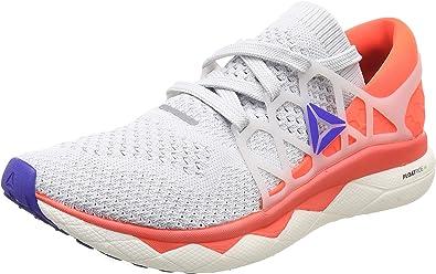 Reebok Floatride Run Ultk, Zapatillas de Trail Running para Hombre, Multicolor (Spirit White/Cloud Grey/Atomic Red/Blue 000), 44 EU: Amazon.es: Zapatos y complementos