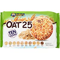 Julie's Oat 25 Ten Grains Biscuits, 200g