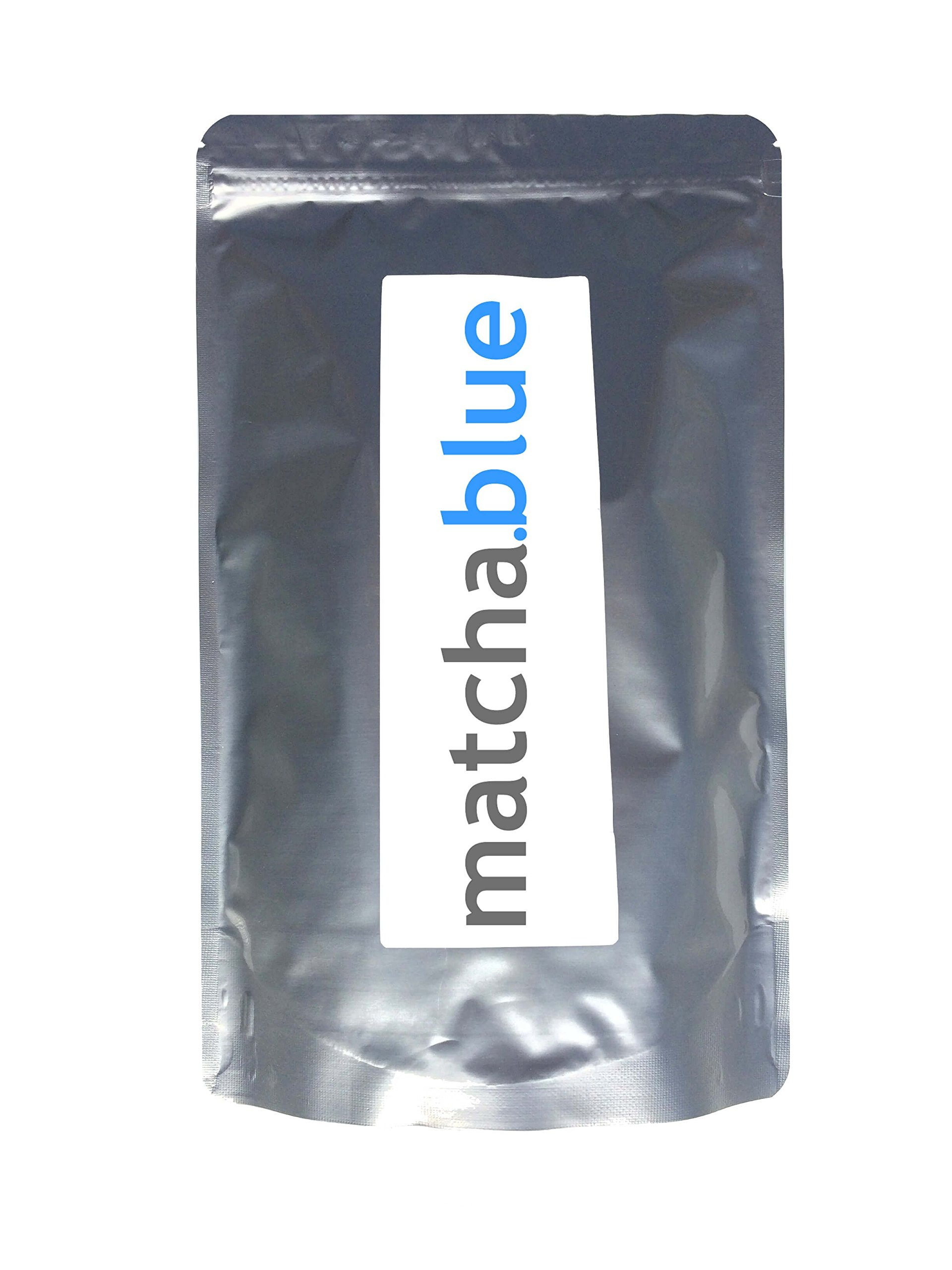 Blue Matcha – Organic Blue Matcha in Foodservice Doypack - 100% Natural Blue Food Dye
