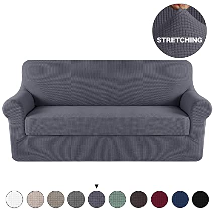 Copridivano stretch cotton angular with armrests online
