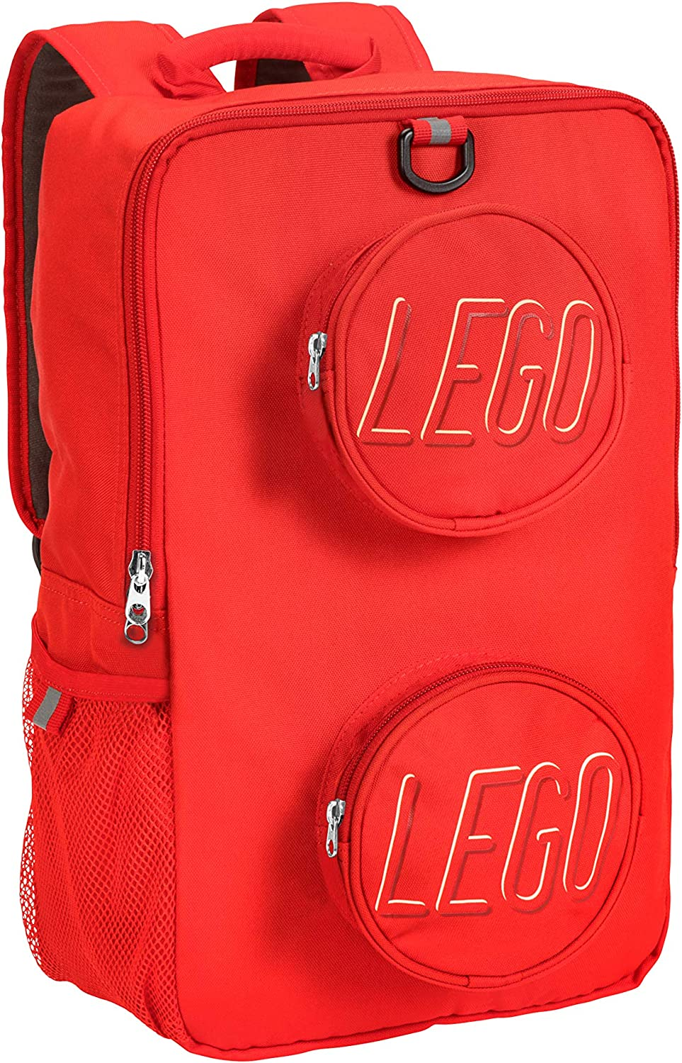 LEGO Brick, Red, One Size