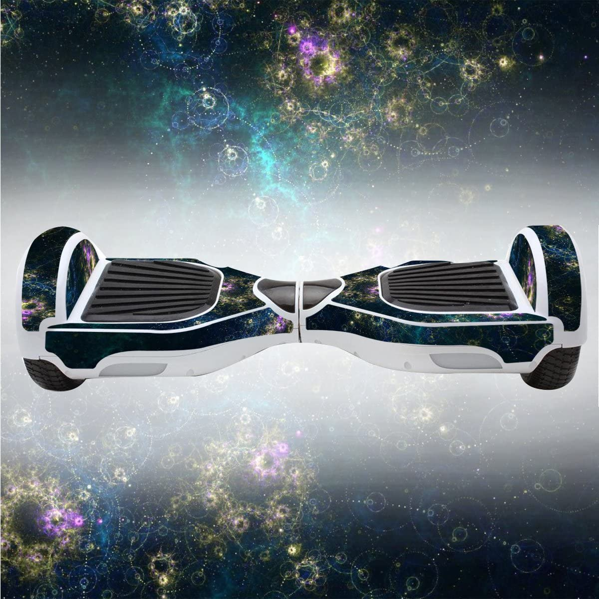 Skin for Self-Balancing Electric Scooter Smart Protective Cover Vinyl Case for 2 Wheel Scooter Board GameXcel Sticker for Hover Board Decal for Self Balance Mobility Longboard