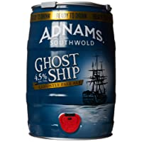 Adnams Ghost Ship Pale Ale Mini Keg, 5 L