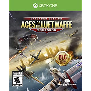 Aces of The Luftwaffe - Squadron Edition - Xbox One