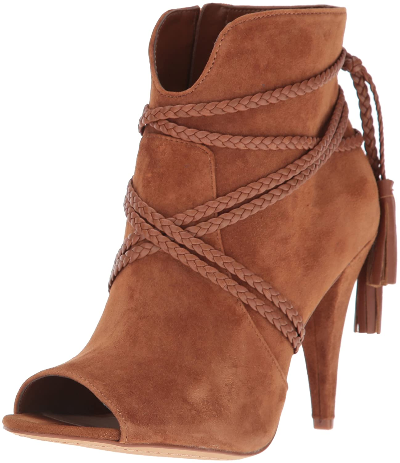Vince Camuto Women's Astan Ankle Bootie B01FRWLP6I 6 B(M) US|Rustic