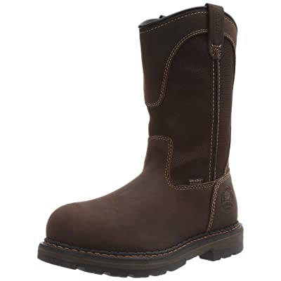 Irish Setter Men's 83901 Wellington Work Boot: Shoes