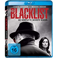 The Blacklist - Die komplette sechste Season