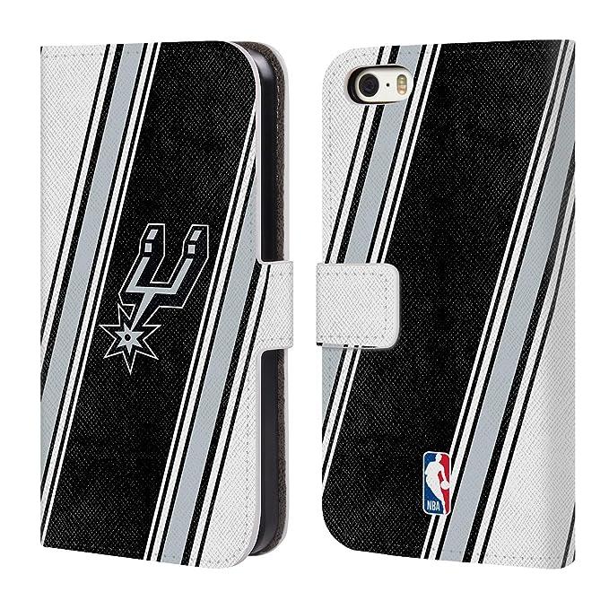 Amazon.com  Official NBA Stripes San Antonio Spurs Leather Book ... 0c7e17be8f20