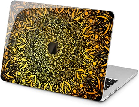A1708 Case Plastic Hard Shell Slim Cover Bohemian Apple MacBook Pro 13 A1706