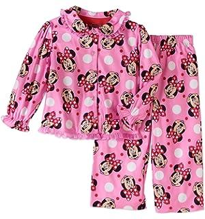 Minnie Mouse   2 Piece Pajama Set Size 5T Toddler Girls  Disney Jr