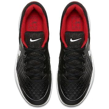 best service acff1 dd605 Nike AIR ZOOM Resistance – Chaussures Sportives, hommes, noir – (Black white