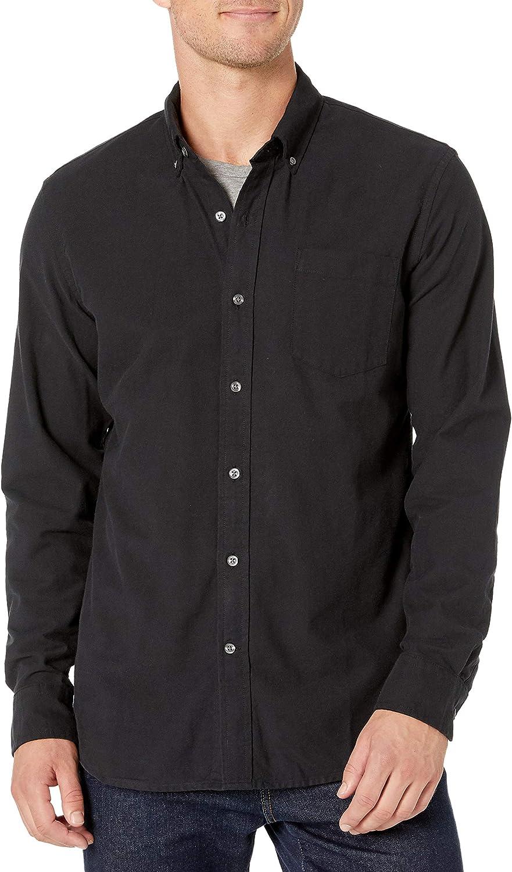 Marke Goodthreads Herren Standard Fit Long Sleeve Oxford Shirt W//Pocket
