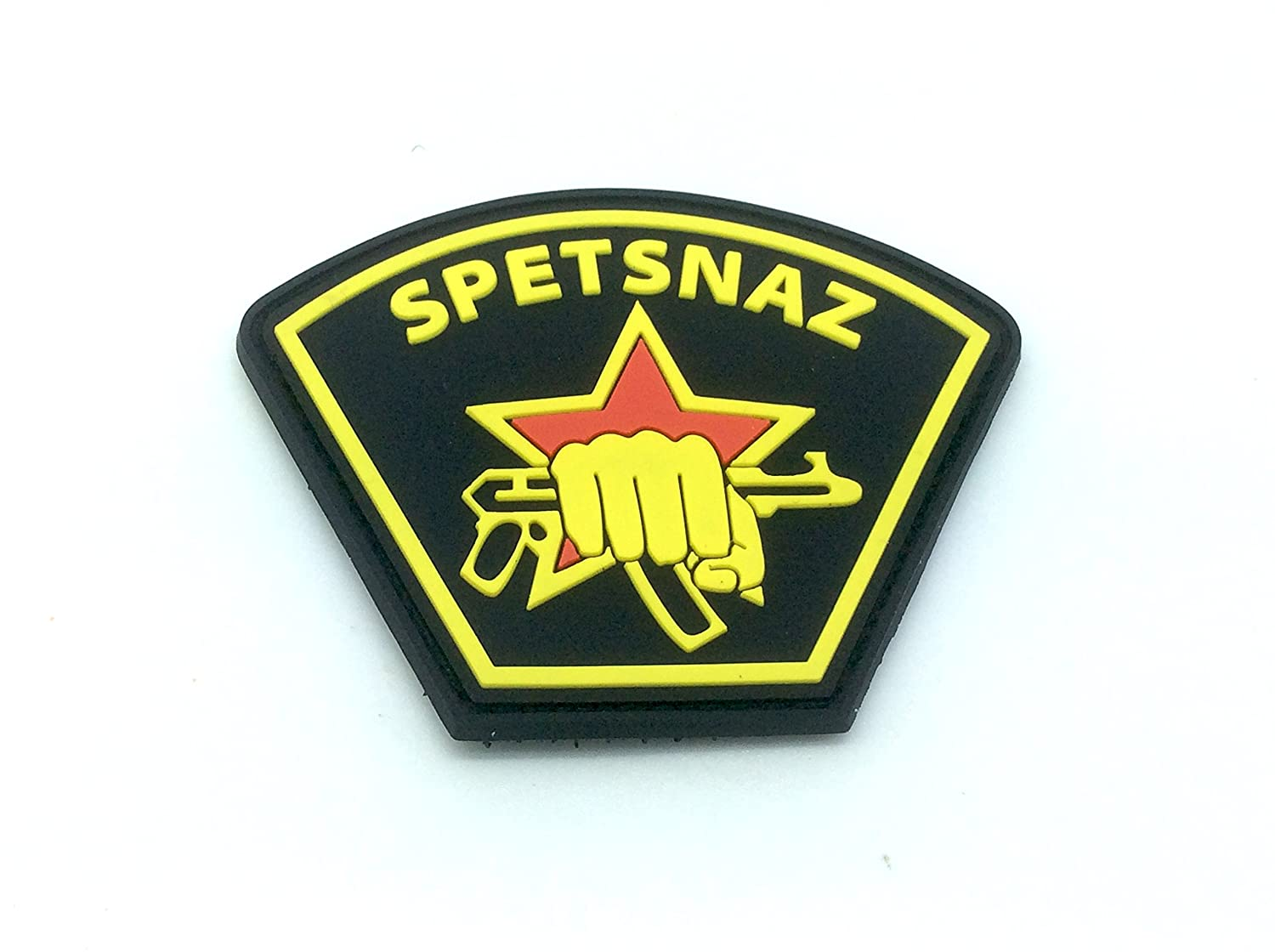 Spetsnaz Forze Speciali Russe Airsoft PVC Toppa Patch Nation