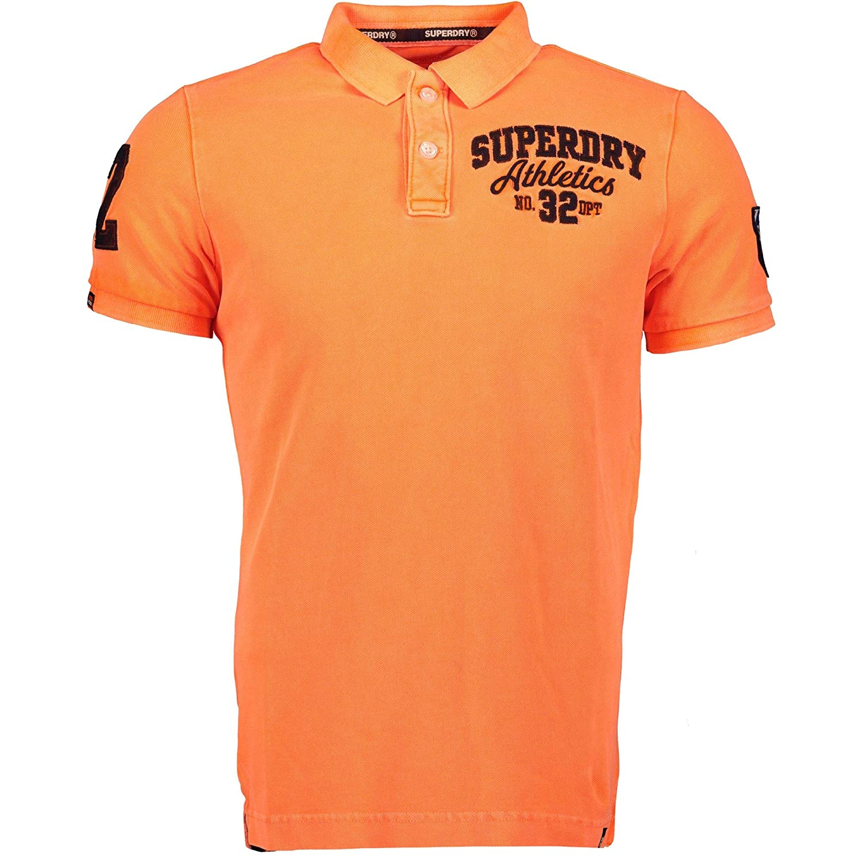 Superdry Herren Classic Superstate Pique Polo Poloshirt B07NDFBGPC Poloshirts Mangelware