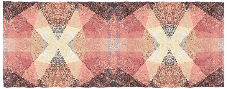 Kess InHouse Pattern Garden No3 Bed Runner 34 x 86