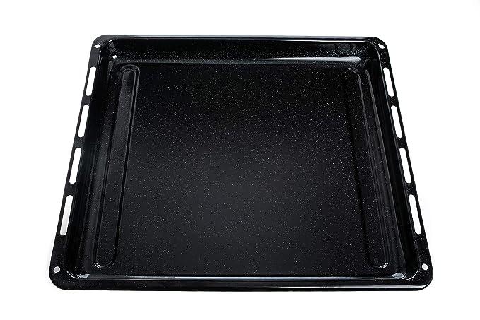 Candy Hoover 42340016 - Bandeja para horno (345 x 395 mm): Amazon ...