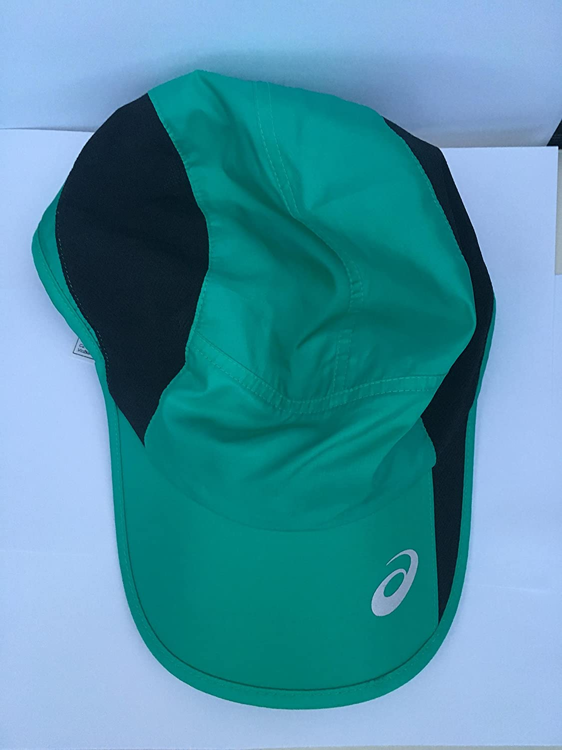 Asics Performance Running Cap - Green: Amazon.es: Deportes y aire ...