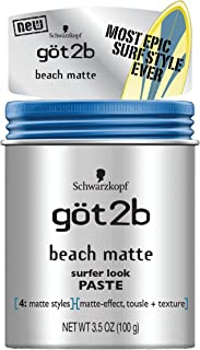product image for Got2b Beach Matte Surfer Look Paste, 3.5 Ounce (Pack of 6)