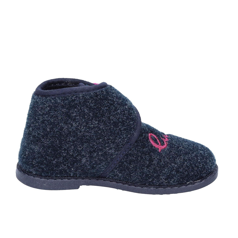 LULU Slippers Baby-Girls Blue