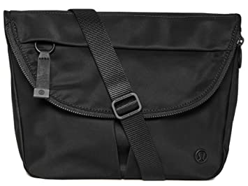 68248239ba Amazon.com: Lululemon All Night Festival Bag (All Night Black ...