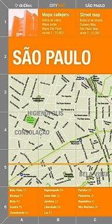 City Maps Sao Paulo Brazil James McFee 9781544897738 Amazoncom