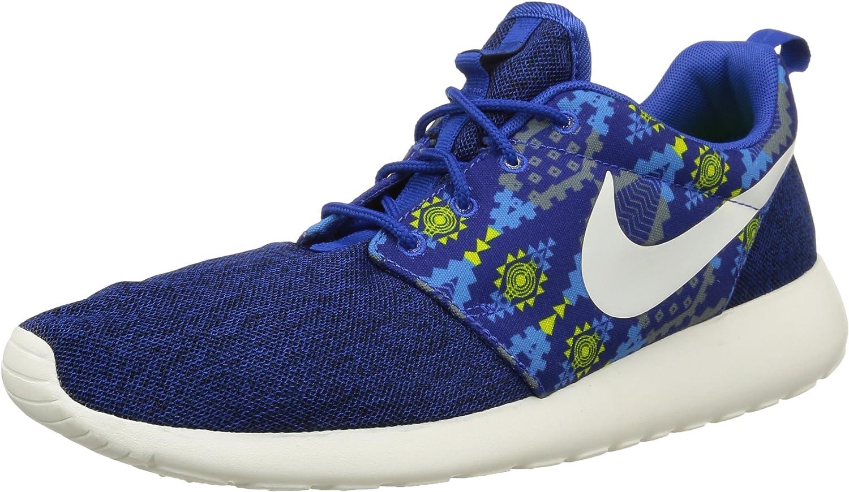 Nike Roshe One Print, Calzado Deportivo para Hombre