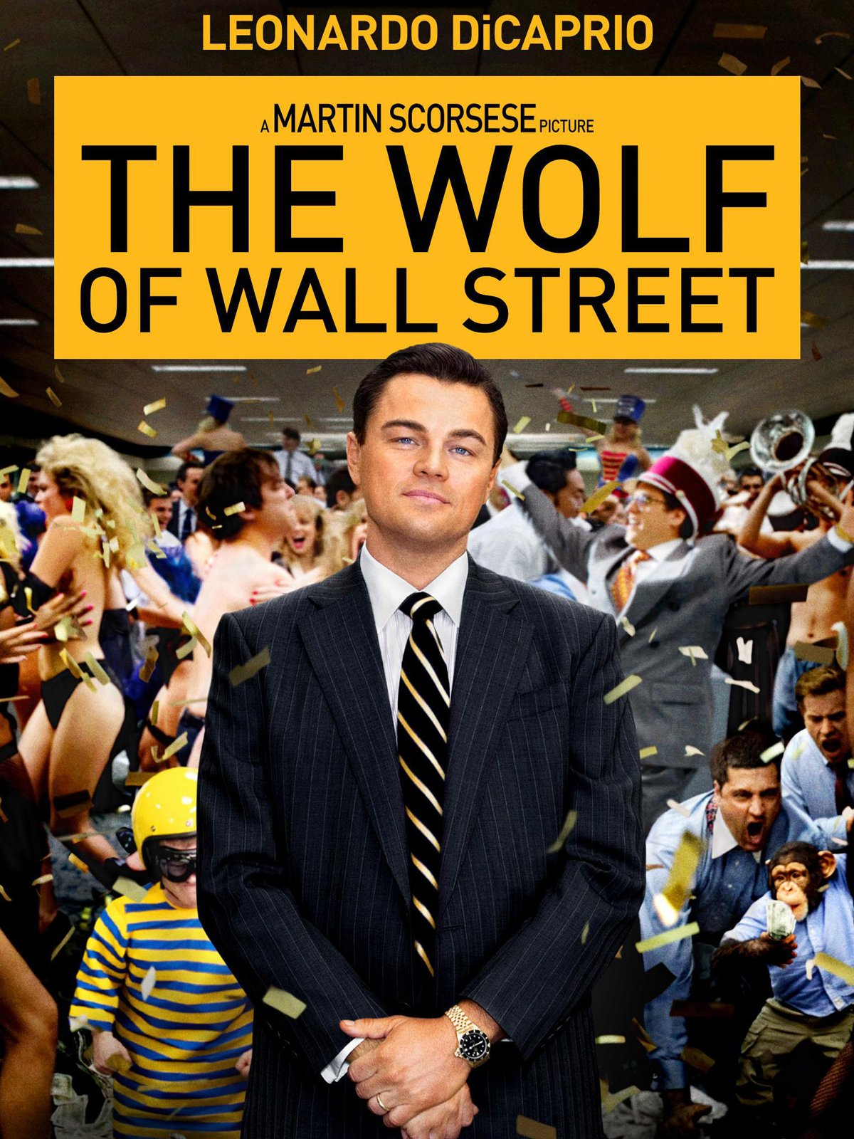 Watch The Wolf Of Wall Street | Prime Video