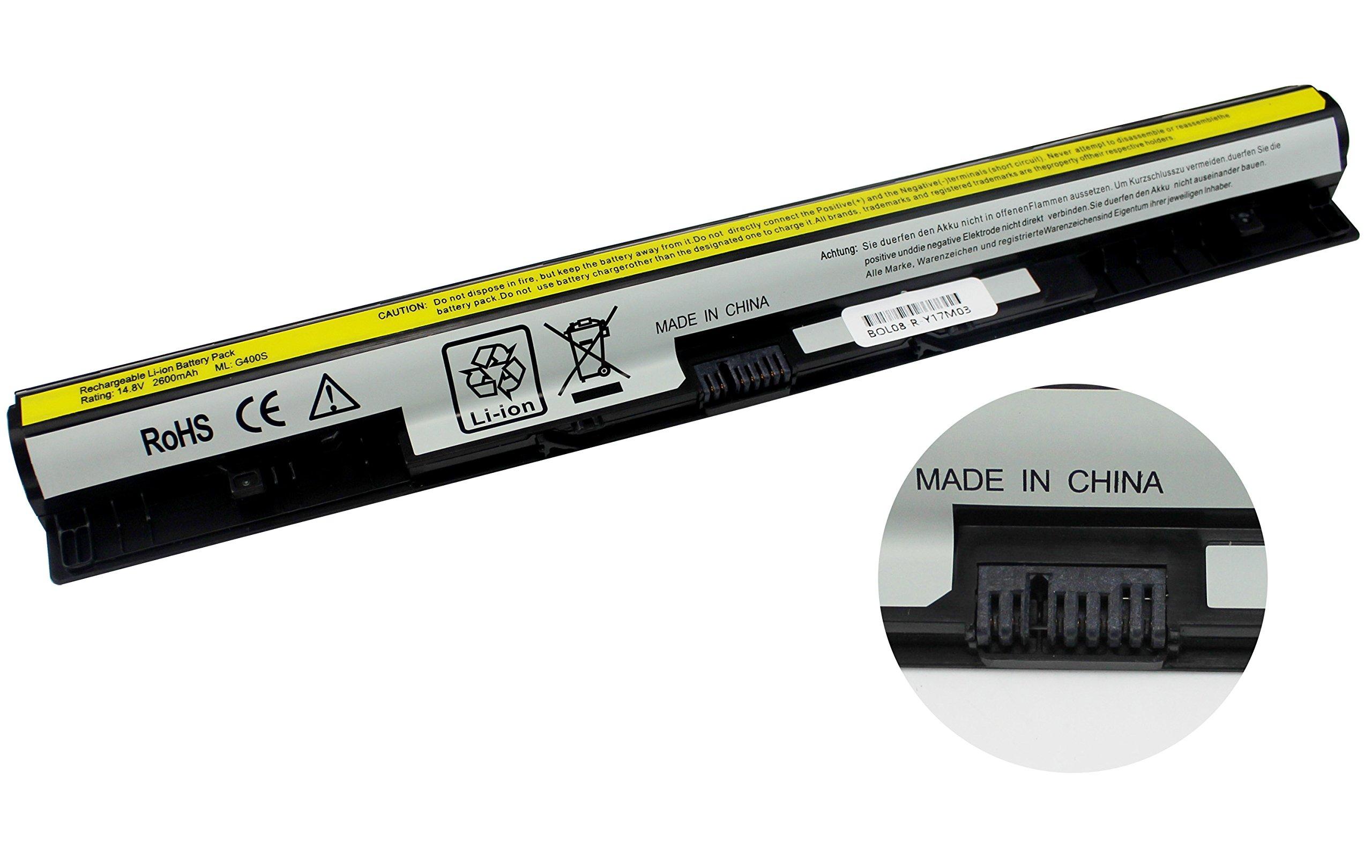 Bateria L12L4A02 Lenovo IdeaPad G400S G500S G505S G510S S410
