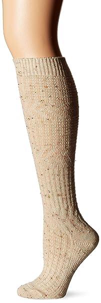 64eb47754 Smartwool Women s Wheat Fields Knee Highs Natural Heather Socks SM (Women s  Shoe ...