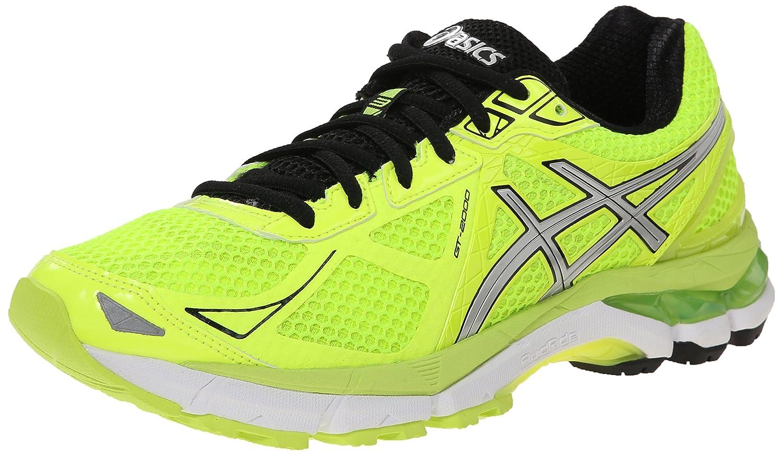 ASICS Women's GT-2000 3 Running Shoe B00OU9R0LY 5.5 B(M) US Flash Yellow/Silver/Black