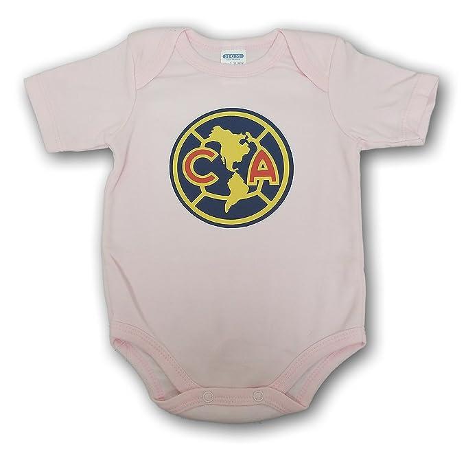 7dffbaf185f ESF Club America Baby Bodysuit Mameluco Jumpsuit Exclusive Design (3-6  Months