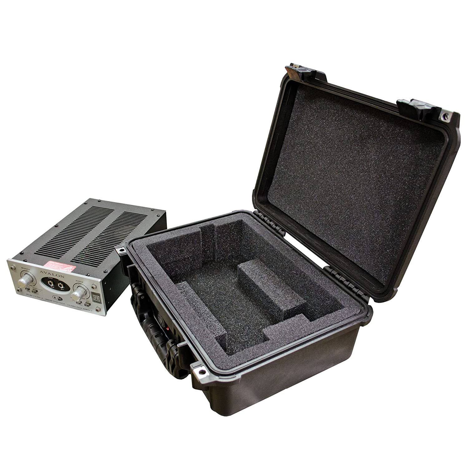 LM Cases 15-0168 Avalon U5 Waterproof Directbox Case Bass Guitar Electronics LM Engineering Inc.
