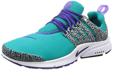 Nike Mens Air Presto QS, TURBO GREEN/COURT PURPLE, ...