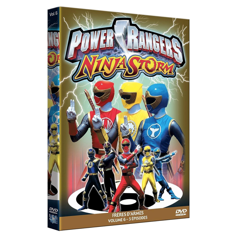 Amazon.com: Power rangers ninja storm, vol. 6: Movies & TV