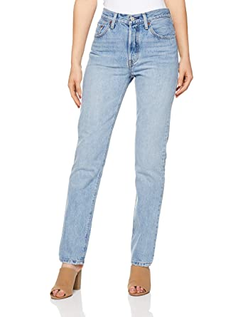 94ba585cec0c40 Levi's Women's 501 Jeans for Women, Lovefool, 29 32 Blue: Amazon.com ...