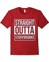 Straight Outta Storybrooke t shirts tshirts tees