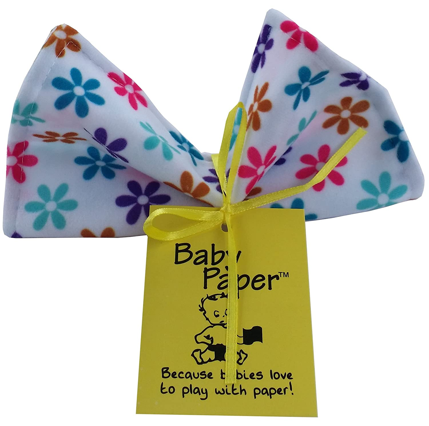 Baby Paper Crinkly Baby Toy Flower Print SG/_B00TQ8O864/_US