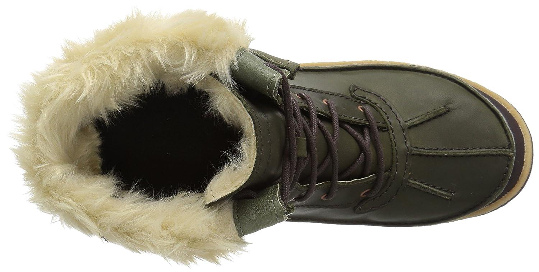Merrell Women's Tremblant Mid Polar Waterproof Snow Boot B01NAJNSV7 5.5 B(M) US|Dusty Olive