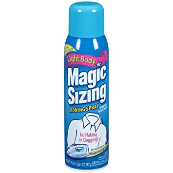 Image result for magic spray sizing